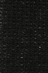 Commercial 95 Shade Cloth - Black