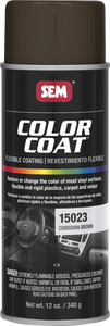 SEM Color Coat Paint - Cordovan Brown 15023