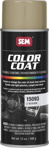 SEM Color Coat Paint - Lt. Buckskin 15093