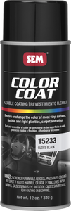 SEM Color Coat Paint - Gloss Black 15233