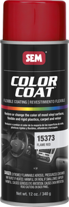 SEM Color Coat Paint - Flame Red 15373