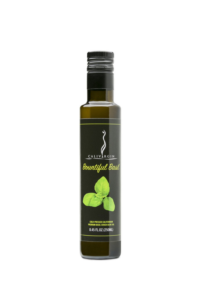 Calivirgin Bountiful Basil Olive Oil - 250ML