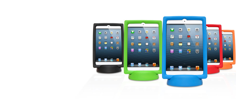 Big Grips Tweener for iPad mini