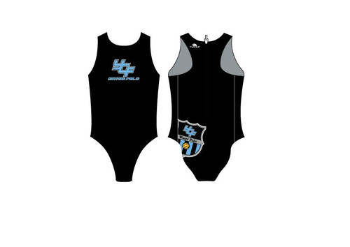 YCF Womens Flash Water Polo Suit