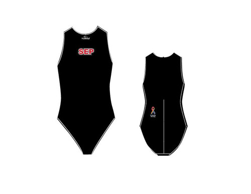 South East Premier WPC TURBO Women's Comfort Water Polo Suit