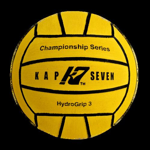KAP7 Size 3 HydroGrip Water Polo Ball (12U Boys and 12U Girls)