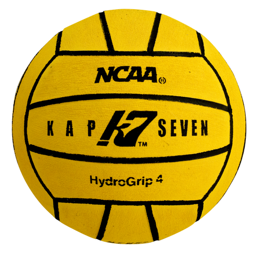 KAP7 Size 4 HydroGrip Water Polo Ball (NCAA, CWPA and NFHS Official)