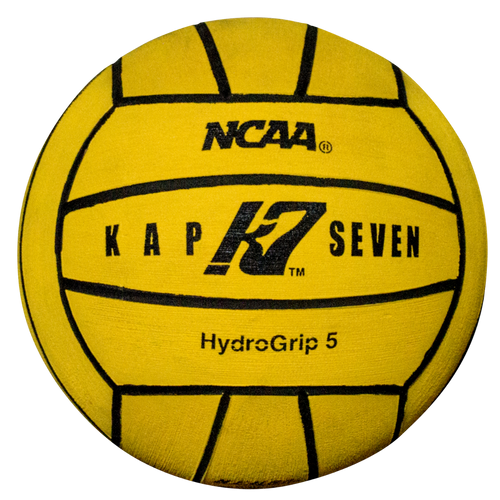 KAP7 Size 5 HydroGrip Water Polo Ball (NCAA, CWPA and NFHS Official)