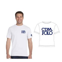 CDM White T-Shirt
