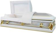 M-7148-FS 20-Gauge protective metal casket