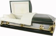 M7122 FS 20-Gauge protective metal casket