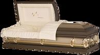 M-Going Home  20-Gauge protective metal casket