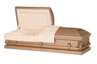 M-Vanguard DC  20-Gauge non-protective metal casket.   Comes in 6 different colors.