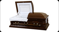 INFANT WOOD CASKET H-IS22