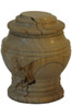 Urn FS 102 - Medium - TW - Marble Urn Velvet Box