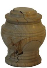 Urn FS 102 - Medium - TW - Marble Urn Velvet Box