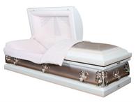M-SUPERIOR DC 20 Gauge protective metal casket