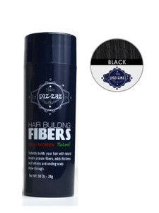 hair Fibers natural Keratin for thinning hair black