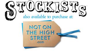 Gift Horse Kits' stockists/ notonthehighstreet.com logo