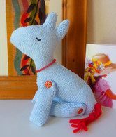 Gift Horse Knitting Kit