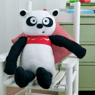 Big Panda Knitting Kit