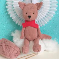 Rufus the Fox Knitting Kit
