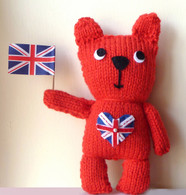 Great British Bear Knitting Kit