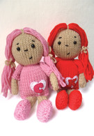 Personalised Dolly Knitting Kit