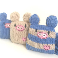 Three Little Pigs Knitting Kit