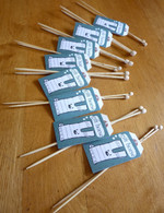 4mm bamboo knitting needles