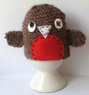 Wonky Robin Egg Cosy Knit Kit