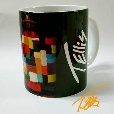 My Old Quilt-Collectible Art Mug $19.95