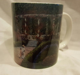 Springtime-T. Ellis collectible  art mug $19.95