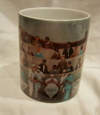 The Probe-T. Ellis collectible  art mug $19.95