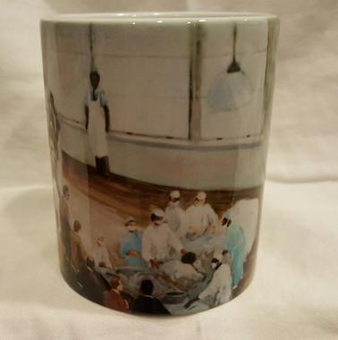 Autopsy-T. Ellis collectible Art Coffee Mug $19.95