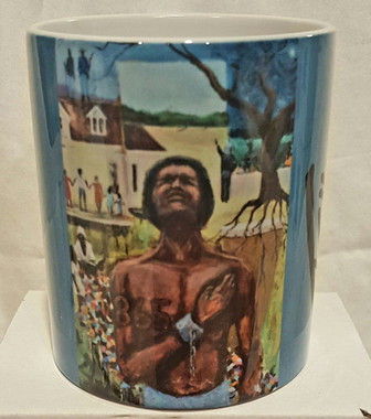 Free at Last-T. Ellis Collectible Art Mug $19.95
