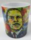 Obama, the 44th President-T. Ellis Collectible art mug  $19.95