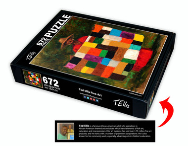 My Old Quilt- T. Ellis Heritage puzzle, 672 pieces finish size is 24x18-Pre-order now $19.95!!!  Include $6.00 for shipping and handling. This makes for a great Christmas gift!!!! Regular price$29.95  Delivery Dec. 15, 2017