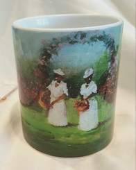 Sisters, T. Ellis Art coffee mug $19.95