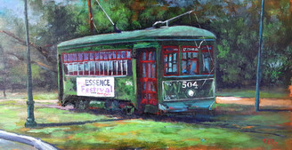 St Charles Street Car- original