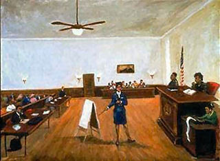 Exhibit A,Black lawyer.African American Culture, Paintings, Ellis Art, Buy Art, Purchase   Limited Edition Lithograph Size: 18x24 Edition Size: 1350