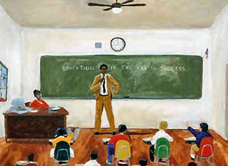 Educational Art: Education Is The Key To Success