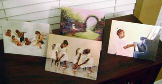 Greeting Cards by T. Ellis