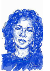 Oprah Winfrey 17x11 T. Ellis signed digital print $30.00 www.tellisfineart.com  Celebrating Black History Month through Art...www.tellisfineart.com -created using the Samsung Galaxy Note5 mobile phone-  Billionaire Oprah Winfrey is best known for hosting her own internationally popular talk show from 1986 to 2011. She is also an actress, philanthropist, publisher and producer http://www.biography.com/people/oprah-winfrey-9534419   #Omagazine #OprahWinfrey #Oprahlivetweet #OwnNetwork