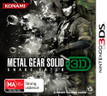 Metal Gear Solid: Snake Eater 3D for Nintendo 3DS