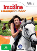 Imagine: Champion Rider (Wii) (Wii U)