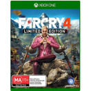 Far Cry 4 Limited Edition (Xbox One) Australian Version
