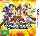 Yu-Gi-Oh! Yugioh Zexal World Duel Carnival (3DS) Rare Australian Version