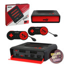 Super Retro Trio PAL 3-in-1 [Nintendo NES + SNES + Sega Megadrive/GENESIS] Video Game System Console