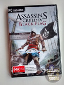 Assassin Creed IV Black Flag RARE ANZ Special Edition (PC)